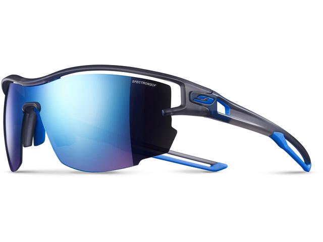 Julbo Aero Spectron 3CF Sunglasses Translucent Gray/Blue-Blue